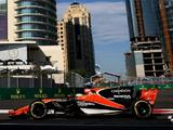 Gearbox problem halted Fernando Alonso in FP2