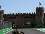 Red Bull leads opening practice at Baku