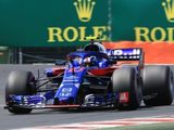 Honda driveability 'really good' compared to 2017-spec Renault says Gasly