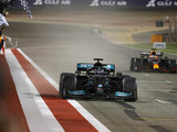 Mercedes predictions tools were constantly changing during Bahrain battle