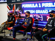 British GP: Post Sprint press conference