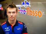 Daniil Kvyat Says Return To Toro Rosso An Proves To 'Never Give Up Hope'