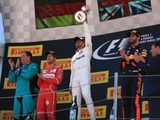 Hamilton holds on for victory at Spanish GP, in close battle with Vettel