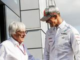 Ecclestone slammed over Schumacher comments