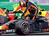 Azerbaijan Grand Prix: Red Bull crash 'unacceptable', says Christian Horner