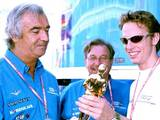 Button explains Briatore-inspired playboy image
