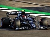 Gasly 'pushed like an animal' before late puncture