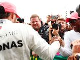 Hamilton opens up on improved relationship with father