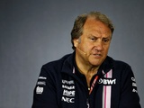 Ex-Force India boss Fernley to head FIA's single-seater commission