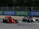 Vettel relieved to spin just once in Austria