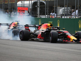 Ricciardo reveals 'f*** you' response to Red Bull after Verstappen Baku crash