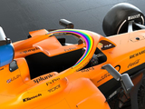 McLaren publicly backs the F1 #WeRaceAsOne initiative