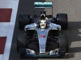 Lewis Hamilton returns to track two after title defeat in 2017 tyre test