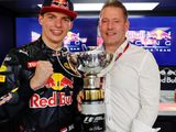 Tost: Max wouldn't be as successful without Jos