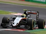 Perez confident, Hülkenberg cautious after promising day in Japan