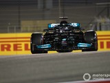 Bahrain GP: Hamilton holds off Verstappen to win epic race
