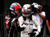 Grosjean reveals clear the air talk with Hamilton