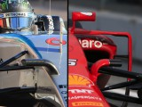 Mercedes, Ferrari told to change camera mounts