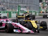Sergio Perez felt Carlos Sainz Jr. deserved penalty for clash