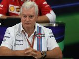 Williams' Pat Symonds is expecting a challenging weekend