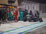 Radio communication fault led to tyre mix-up – Mercedes