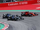 Vettel: I did Hamilton a favour in Spain