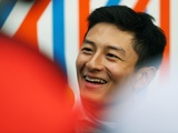 Haryanto relishes opportunity to make history