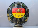 FIFA gives Rosberg World Cup helmet the red card
