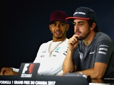 Hamilton on why he won't reunite with Alonso