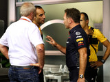 Horner: Abiteboul has 'bigger fish to fry' now