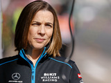 Blame Claire Williams bandwagon is 'terribly unfair'