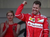 Vettel revels in 'very intense' Monaco victory