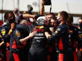 Excellent tyre strategy gifts Verstappen and Red Bull the first non-Mercedes win of 2020