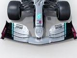 'No major changes from test-spec W11 to Aus car'