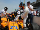 Alonso 19th on first day of Indy practice