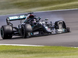 FIA ordered Mercedes duo to slow down after late punctures