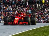 "Raikkonen praises ""strong weekend"" after consecutive podiums"