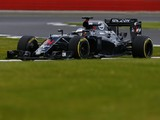 Alonso leads first day of Silverstone F1 test amid bizarre incident