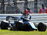Williams 'right' to remove wing from Kubica's car