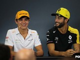 Ricciardo wants to be 'lifted' by Norris