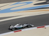 Rosberg tops day one in Bahrain
