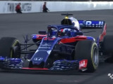Video: Toro Rosso in action at Honda Thanks Day