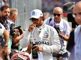 Mercedes had Ocon ready to swap in for ill Lewis