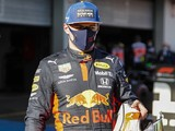 "Verstappen ""disappointed"" to miss out on Eifel GP pole against Mercedes pair"