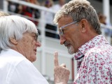 Ecclestone dismisses F1 TV decline