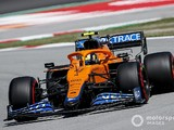 """Norris: Q1 traffic """"cost me"""" later in F1 Spanish GP qualifying"""