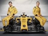 Renault unveils full 2016 race livery