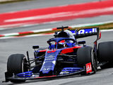 Kvyat goes fastest for Toro Rosso on third day at Barcelona