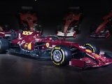 Ferrari unveils 1000th GP 'retro' livery for Tuscan GP