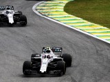 Sirotkin was 'dancing on ice' in early laps of Brazil GP